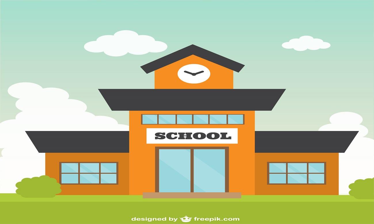 Sekolah Tempat Belajar