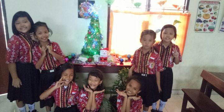 Ceria Natal dengan Modal Minimal Kreasi Maksimal